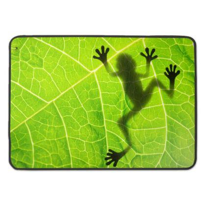 Amazonian Frog Premium Bath Mat