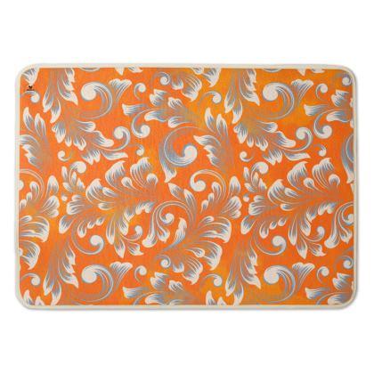 Floral Premium Bath Mat