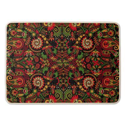 Ukrainian Art Premium Bath Mat