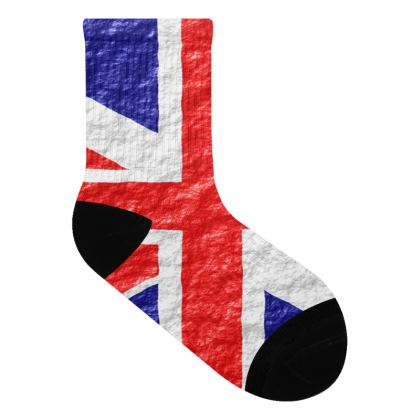 Socks Union Jack Flag