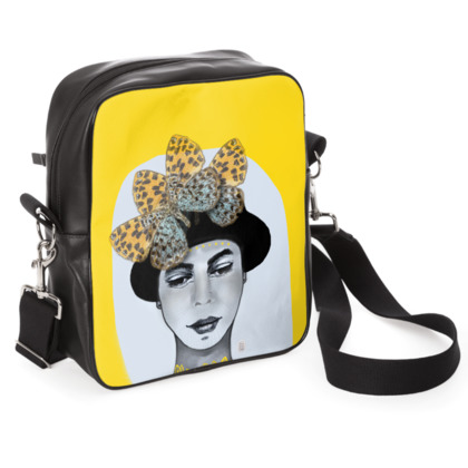 Butterfly Hat Shoulder Bag