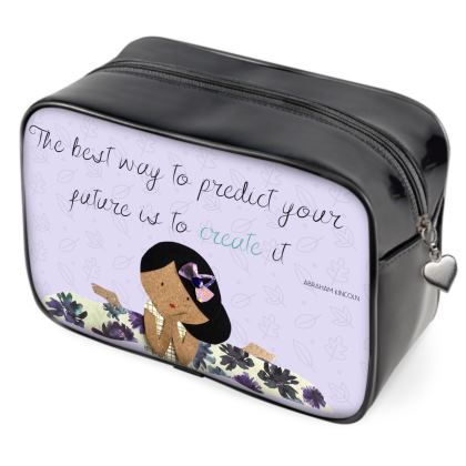 Cherry Chymes Wash Bag