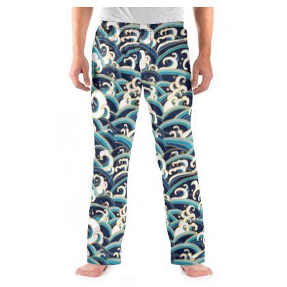 The Wave Pyjama Pants
