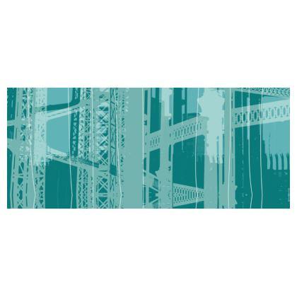 Tea CupAnd Saucer Set - VARIED COLOURS COLD