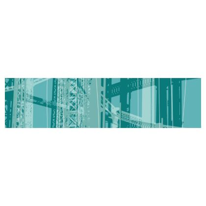 Tea CupAnd Saucer Set - Gasholders AQUA