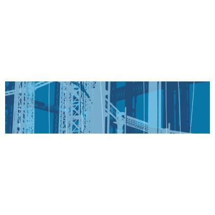 Tea CupAnd Saucer Set - Gasholders BLUE
