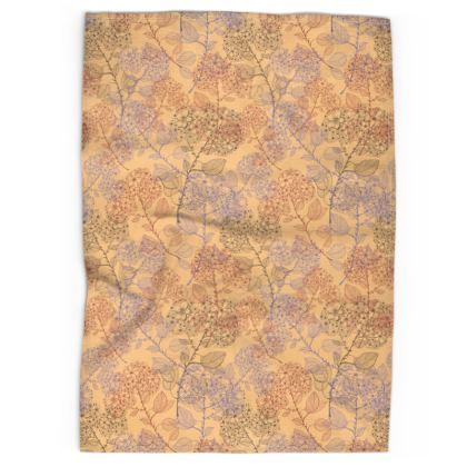 Tea Towel - Orange Milflor