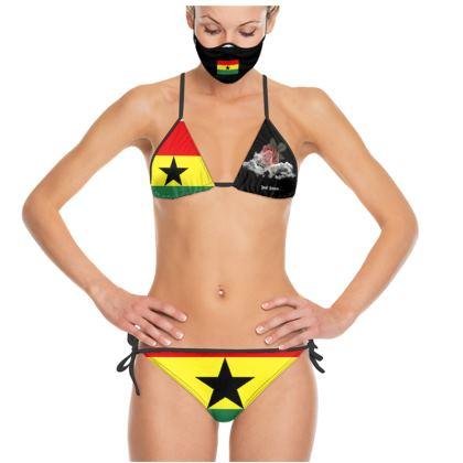 JK Ghanaian Trikini