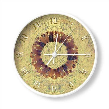 Round Clock Chrysalis emergent