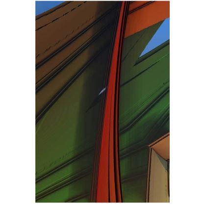 Leggings Red stripe