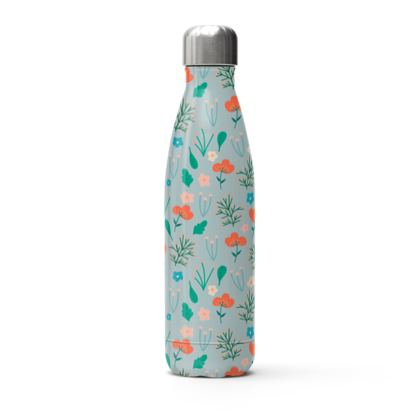 Spring Stainless Steel Thermal Bottle