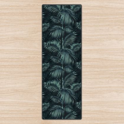 Balearic Palm Yoga Mat