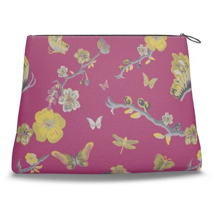 Chinoiserie Clutch Bag