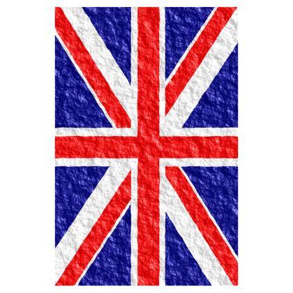 Flip Flops Union Jack Flag
