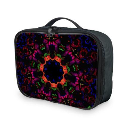 Pelari Design Lunch Bags Psychedelia