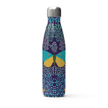 Butterfly in The Garden 04 Thermal Bottle