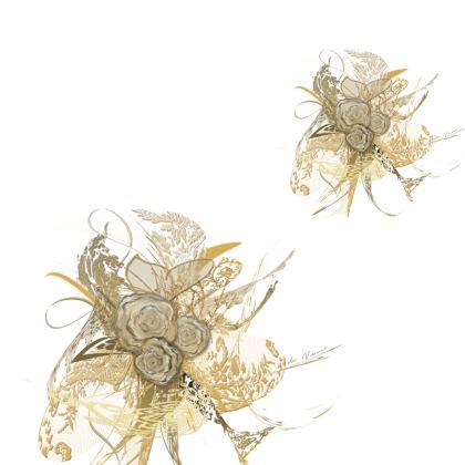 Kimono - 50 shade of lace white