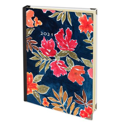 Floral Fiona - 2021 Deluxe Diary