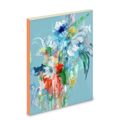 Spring Bouquet Pocket Note Book