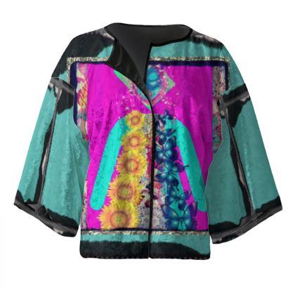 Kimono Jacket- La Chica