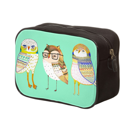Owls Mens Washbag