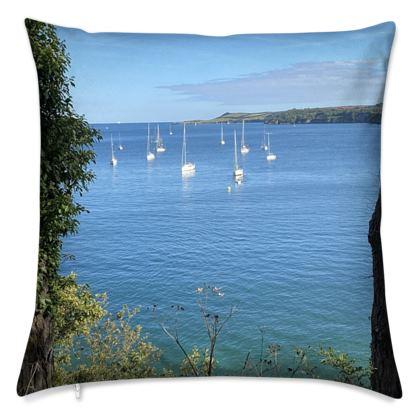 Cushion - Summer on the Helford