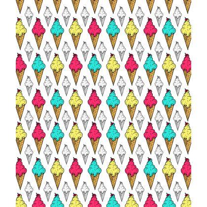 Skater Dress - I love ice-cream