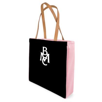 Monogrammed BMC Shopping Bag