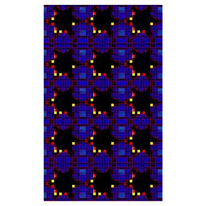 Pelari Design Mens Swimming Shorts BIONIC