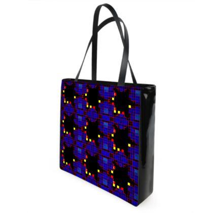 Pelari Design Shopper Bag BIONIC