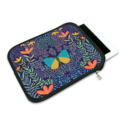 Butterfly in The Garden 04 iPad Slip Case