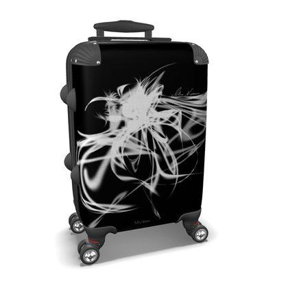 Suitcase (hand luggage) - Resväska  (handbagage) - Una one black