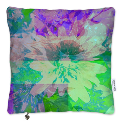 Lilac & Lime Scatter Cushion Set