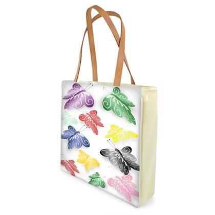 Shopping Bag Butterflies