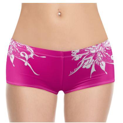 Hot Pants - ink pink