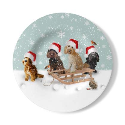 CHRISTMAS DECORATIVE WALL PLATE