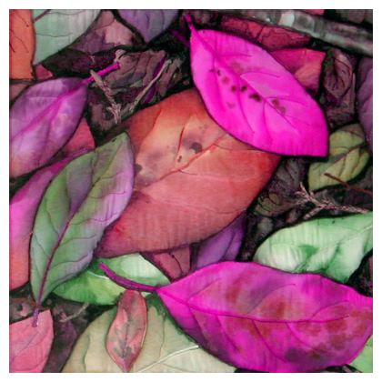 Leaves Coaster Set
