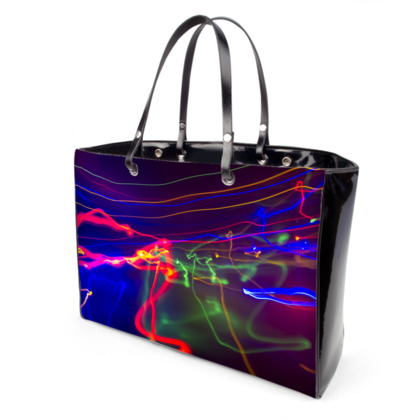 Colour Creative Electric Love Handbag