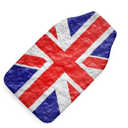 Hot Water Bottle Cover Union Jack Flag