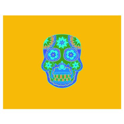 Day of the Dead Espadrilles