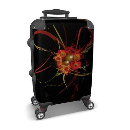 Suitcase (hand luggage) - Resväska  (handbagage) - Espana black