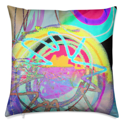 Abstracted cushion no.1