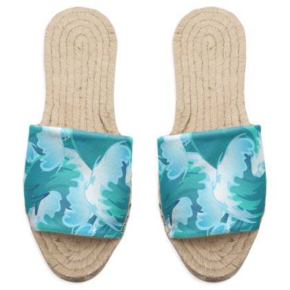 Tropical Wave - Sandals by Likoca Beach