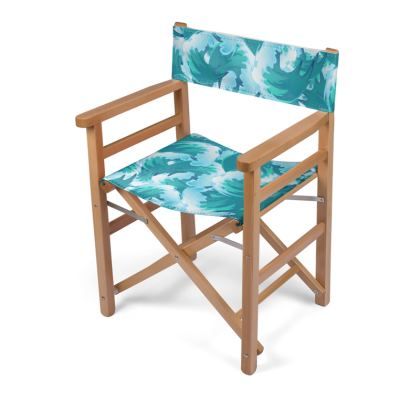 Tropical Wave - Directors Chair by Likoca Beach