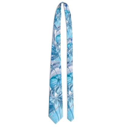 Tie - Slips - Blue Ice