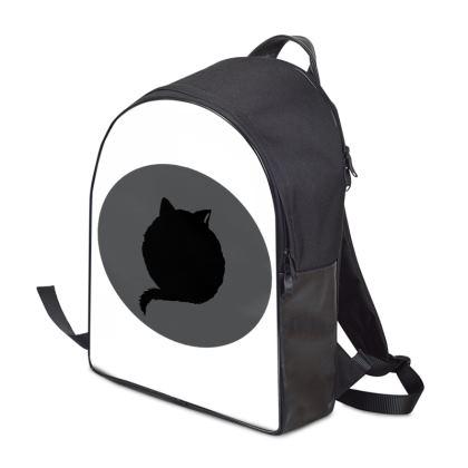 Backpack - CAT Logo Round