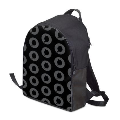 Backpack - CAT logo Black