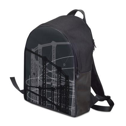 Backpack - Gasometres Black
