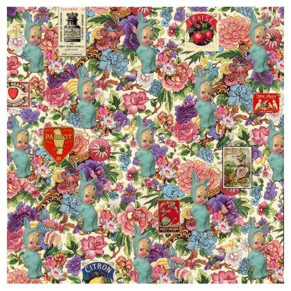 Mon Lapinou d'Amour Big Bolster Cushion