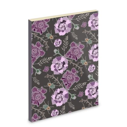 Floral Beastie Note Book
